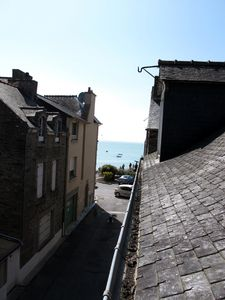 Photo for Apartment in Cancale - Port of La Houle - between St Malo and Mont St Michel
