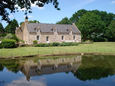 Photo for 5BR House Vacation Rental in Berric, Bretagne