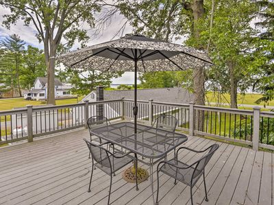 Photo for NEW! Verona Beach Home w/ Deck - Walk to Lake!