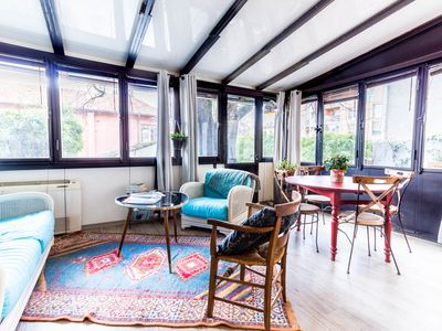 Photo for Charming apartment in the center of Aix by easyBNB