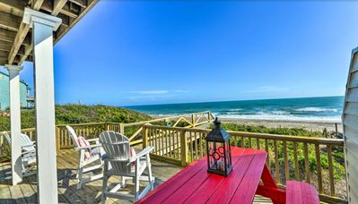 Photo for NEW LISTING! Dunecliff East is beautiful 5BR OCEANFRONT – Perf for Families!