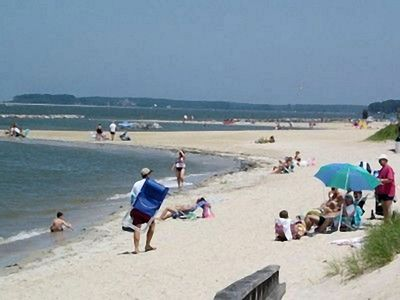 Photo for The most affordable BEACHFRONT vacation rental in Cape Charles!