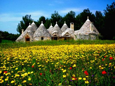 Photo for Original Trullo/Offer May, June and August 2-9 - Last Weeks
