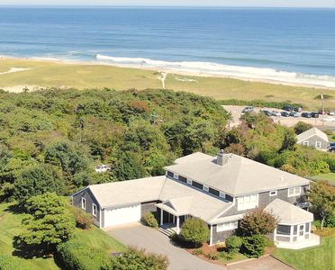 You can't get much closer to Nauset Beach than this!
