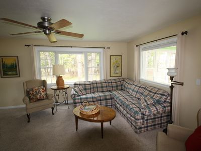 Photo for Experience the feel of staying in a century old farm house with modern amenities