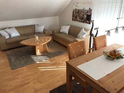 Photo for Sunny apartment between the Black Forest and the Rhine, near Europapark Rust!