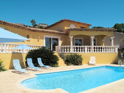 Photo for Vacation home L'Olivier (MAX270) in Sainte Maxime - 8 persons, 4 bedrooms