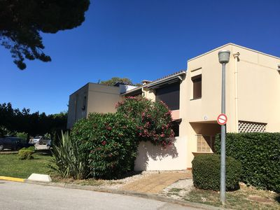 Photo for Large studio 30m2 in Argelès sur mer, with swimming pool, near beach