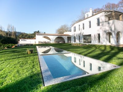 Photo for Spectacular 5 Bedroom Private Portuguese Estate With Swimming Lane & Gardens