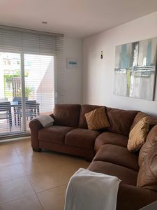 Photo for Beautiful 3 bed Ground Floor Apartment on the 5 star Condado de Alhama Resort