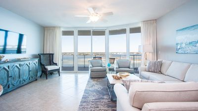 Photo for CRB1003 - Upscale Beach Condo Overlookin