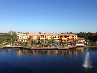 Photo for TODAY'S BARGAIN 09/20  -One BR Deluxe *Available Sept 20 -26th*at Bonnet Creek