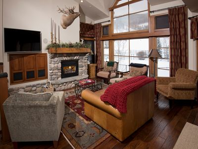 Photo for 3Br 3.5Ba Townhome Steps to Beaver Creek Village & Lifts