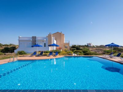 Photo for Vacation home Cretan View in Chania - 6 persons, 3 bedrooms