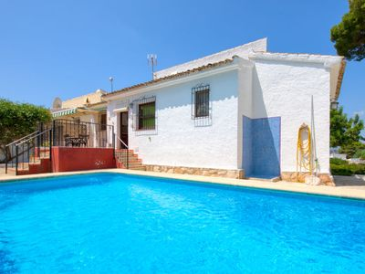 Photo for Vacation home Florencia in Jávea/Xàbia - 4 persons, 2 bedrooms