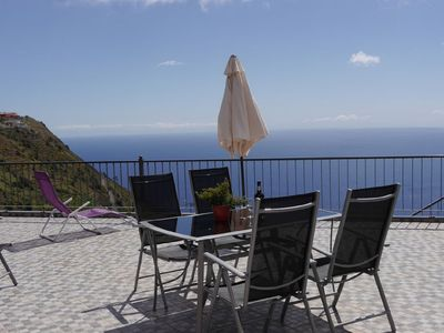 Photo for Spectacular House - SOUTH FACING TERRACE, SEA VIEWS, PANORAMIC VIEWS