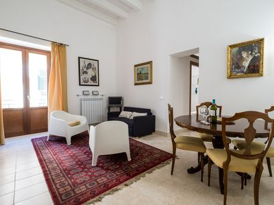 Photo for Sant'Agostino Apartment - Spacious apartment 3 bedrooms bathrooms ensuite