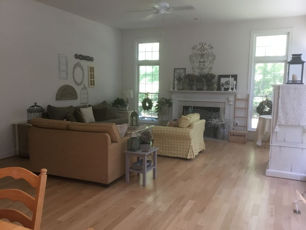Large Custom Home Available ~ Washington DC / Northern VA ~ Large Wooded Lot