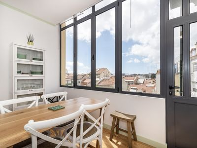 Photo for Modern and spacious apartment in the heart of Lisbon