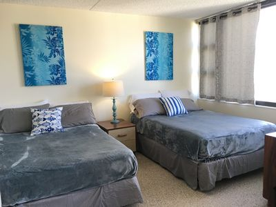 Photo for 34th fl Mtn Ocean View Kitchen near Waikiki Beach (Free Parking/WiFi)