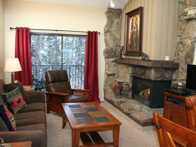 Photo for Welcome Home - Cozy Top Floor Unit With Divide and Ski Resort Views