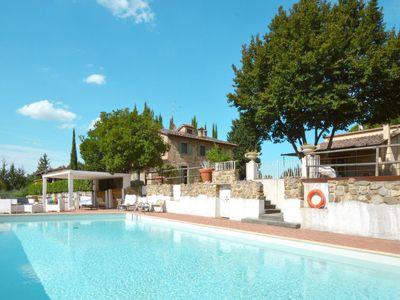 Photo for 6 bedroom Villa, sleeps 14 in La Collina with Pool and WiFi
