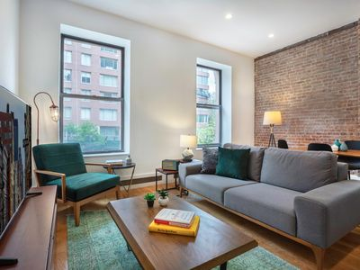 Photo for Expansive Upper West Side 2BR w/ W/D, near Central Park, by Blueground