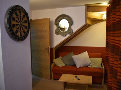 Photo for 9Duplex 4* - Pool - Sauna - Wifi - Fully equipped - At the ski slopes