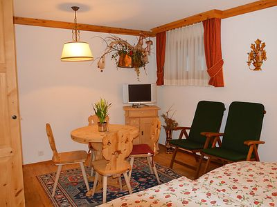 Photo for Apartment Chesa Sur Puoz E8  in St. Moritz, Engadine - 2 persons, 1 bedroom