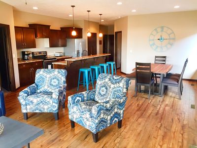 Photo for Beautiful, Spacious, Clean, New House at Bridges Bay Resort! TONS of space!