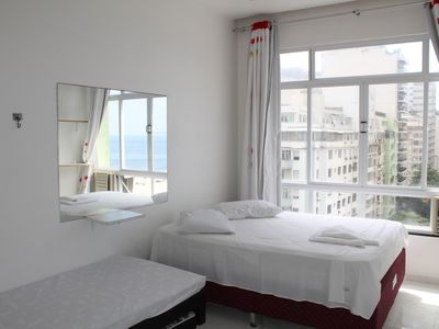 Photo for High floor apartment with sea view