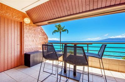 Photo for KUL417 - Top Floor End-Unit —Fab Ocean View Beach Front in Quiet Resort; 1 BR/1BA