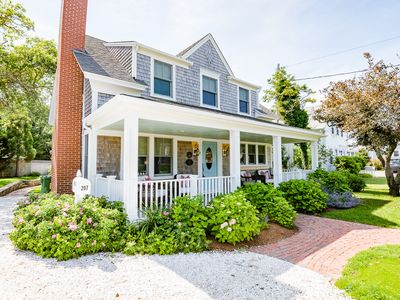 Photo for Immaculate Fully Renovated Chatham Village Home, Walk to Beach & Village: 207-C