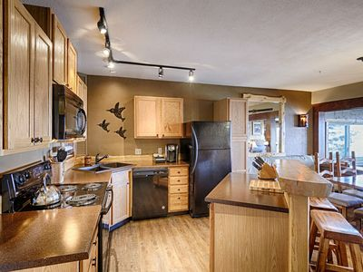 Photo for SKI/Hike/Bike/Fish/Weddings-Walk to Base-Updated & Affordable w/ Amazing VIEWS!!