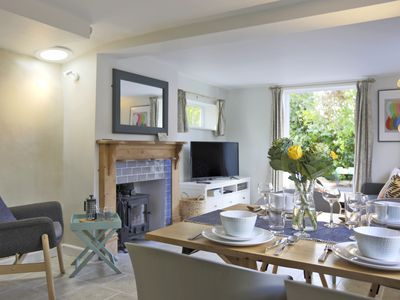 Photo for White Cottage - Two Bedroom House, Sleeps 4