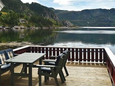 Photo for 8 person holiday home in Sundlandet