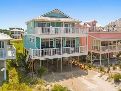 Photo for Grayton Dream - Gulf View, Grayton Beach, 30A, Steps to the Sand, Inquire Today!