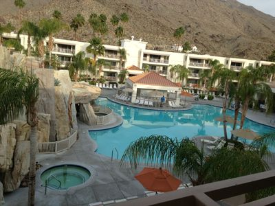 Photo for Coachella or Spring Break at Palm Canyon Resort