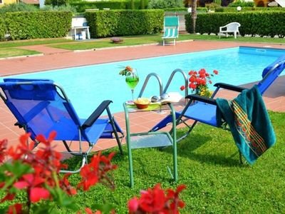 Photo for Holiday apartment Lazise for 6 persons with 2 bedrooms - Holiday house