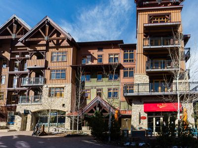 Photo for Ski-In/Ski-Out Luxury Condo. In The Heart Of Snowmass Base Village.