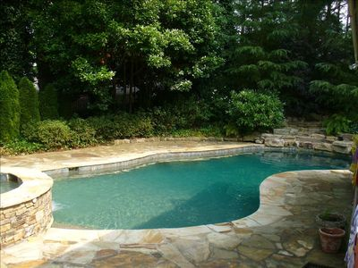Photo for Great Views, Flat Lawn, Deep Water, Pool & More