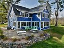 6BR House Vacation Rental in Stone Lake, Wisconsin