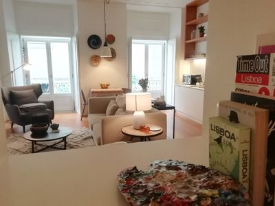Photo for Contemporary and charming flat just behind Time Out Food Market (Very Central)