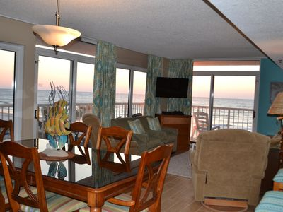 Photo for Upgraded 3rd Floor Oceanfront Corner. SALE on 4/27-5/4 & 5/11-17.