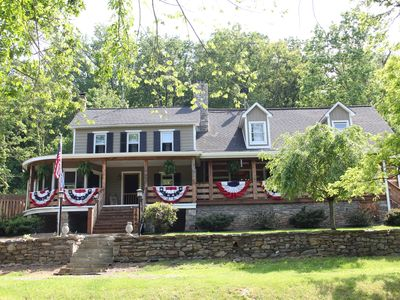 Photo for Rustic Country B&B In The Heart Of Northern Va's Wine Region