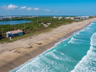 Photo for La Dolce Vita:  6BR Beach House with heated oceanfront pool! (DIRECTLY ON BEACH)