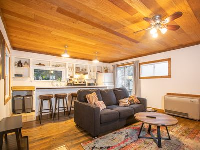 Photo for Mt. Airy Cottage- Pet Friendly, Walk to beach!