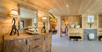 """Photo for The chalet """"Le Savoyard"""" is located at 880m of the lifts of Super-châtel and the center of Chatel"""