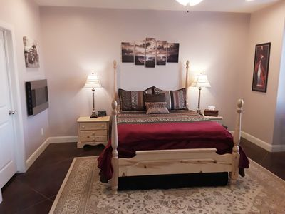 Photo for Master Suite with Private Entrance