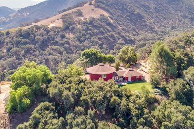 Location  - Enjoy privacy and seclusion at this dreamy hilltop home.